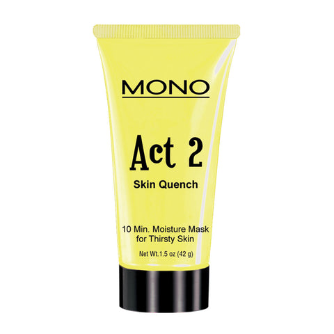 Act 2 Skin Quench 10 Min. Moisture Mask for Thirsty Skin