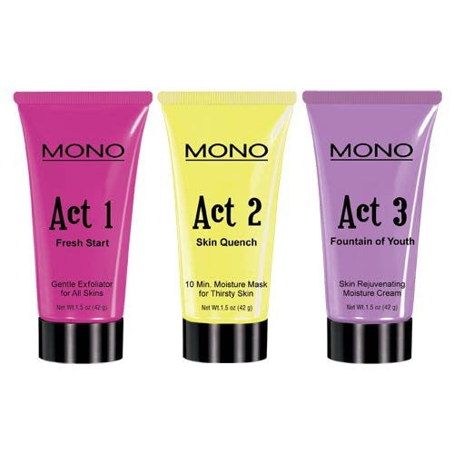 Acts 1, 2 & 3 Skincare Set