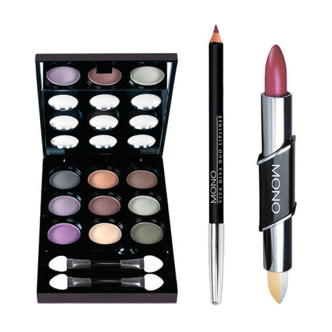 3-pc Makeup Set