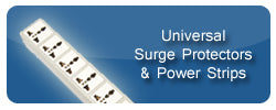 Universal Power Strips & Surge Protector