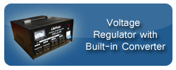 Voltage Converter w/ Regulator