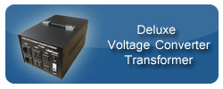 Deluxe Step Up/Down Voltage Converter