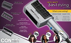 Conair SD4 1875 Watt Stylist Hair Dryer (110-220V)