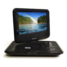 Orei DVD-P901 9-Inch Swivel Screen Multi Region Free Portable DVD Player