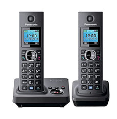 Panasonic KX-TG7862 Cordless Phone with Answering Machine (220V)