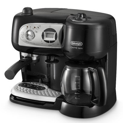delonghi bco 264 cafe nero combo coffee and espresso maker 220v bombay electronics. Black Bedroom Furniture Sets. Home Design Ideas