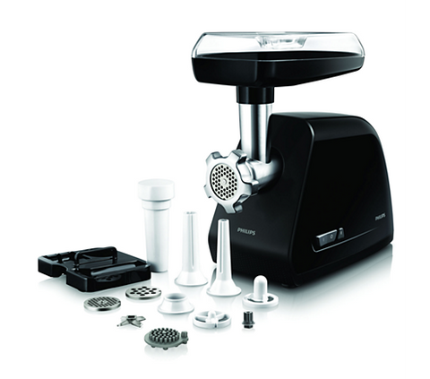 Philips HR2726 Viva Collection Meat 1700W High Performance Mincer/Grinder (220V)