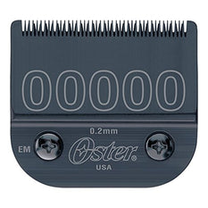 Oster- size 00000 Det. blade for titan & turbo77