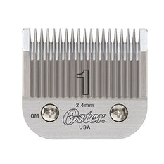 Oster Professional 76918-086 Size 1 Hair Clipper Replacement Blade