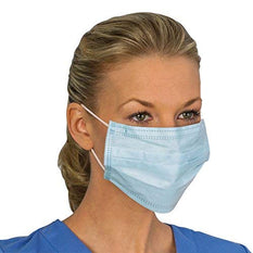 3-ply Disposable Protective Face Mask BFE > 95% - 50 PACK