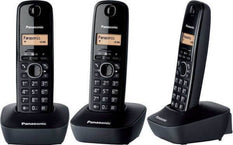 Panasonic KX-TG1613 Cordless Phone with 220Volt Adapter