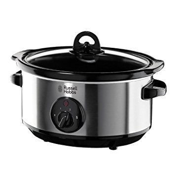 Russell Hobbs RH-22750 Digital Slow cooker (6 Liters)