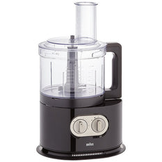 Braun FP5160 Identity Collection Food processor with Spin Juicer Attachment (110-220V)