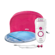 Braun 5187 Silk-Epil 5 Music Edition Electric Hair Removal Epilator