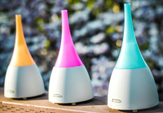 ZAQ Allay LiteMist Air Aromatherapy Essential Oil Diffuser