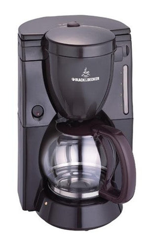 Black & Decker DCM55 4 Cup Coffee Maker (220 Volt)