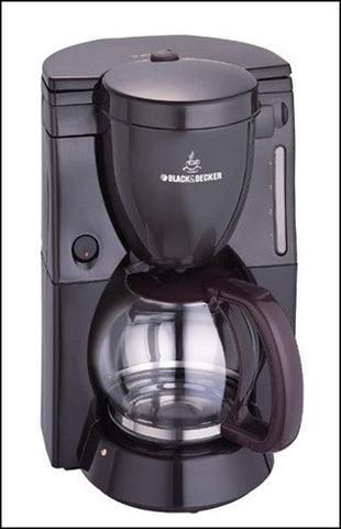 Black & Decker DCM80 12 Cup Coffee Maker (220 Volt)