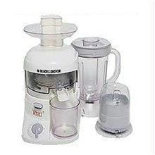 Black & Decker JBG60 600W 3-in-1 Juicer Blender Grinder (220 Volt)