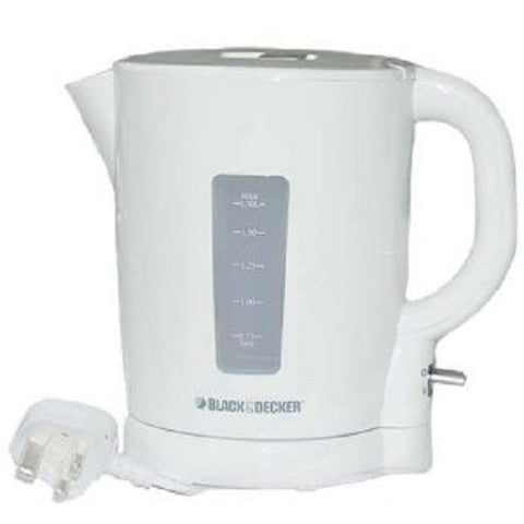 Black & Decker JC250 2200W 1.7 Liter Electric Kettle (220 Volt)