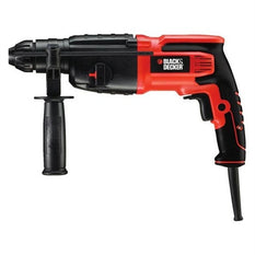 Black & Decker KD750KC 2.7J 750W Pneumatic Hammer Drill (220V)
