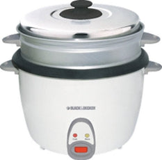 Black & Decker RC2800 2.8 Liter (15 Cup) Rice Cooker (220 Volt)