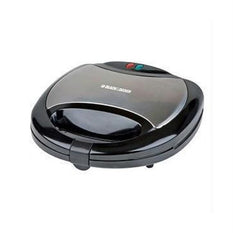 Black & Decker TS2080 2 Slot Sandwich Maker/Grill (220 Volt)