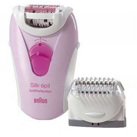 Braun Silk-epil Soft Perfection 3270 Epilator (110-220V)