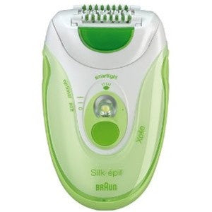 Braun 5180 Silk-Epil X'elle Easy Start Epilator Shaver (110-220 V)