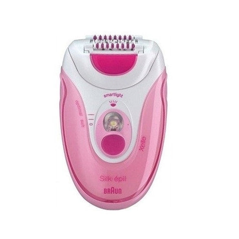 Braun 5380 Silk-Epil X'elle Easy Start Epilator Shaver (110-220 V)