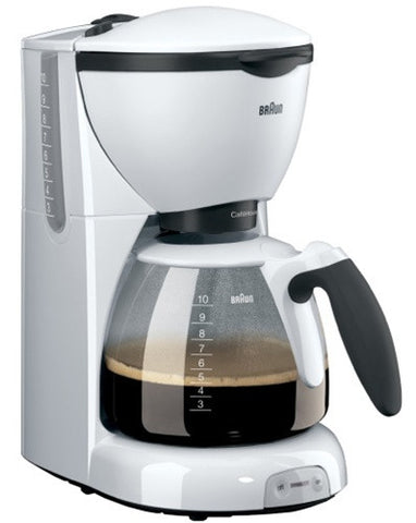 Braun KF520 10 Cup Coffee Maker (220 Volt)