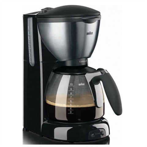 Braun KF570 10 Cup Coffee Maker (220 Volts)