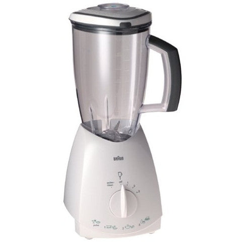 Braun MX2000 525W Blender with 2 Ltr Grinder Jar (220V)