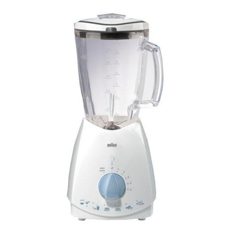 Braun MX2050 525W Blender with 1.7 Ltr Grinder Jar (220V)