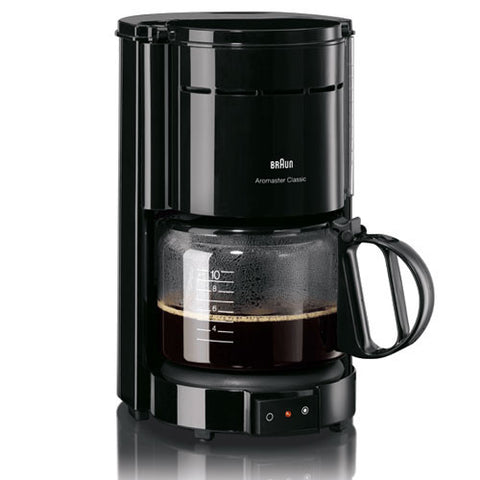 Braun KF47 10 Cup Coffee Maker (220 Volt)