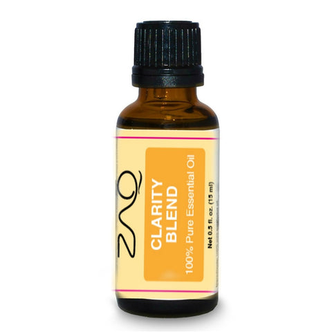 ZAQ Clarity Therapeutic Grade Essential Oil Blend - 15 ml