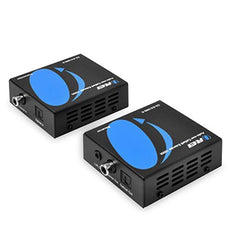 OREI Digital Audio Over CAT5 Extender Upto 1000 Feet - Extend Digital Optical Coxial Toslink Signals