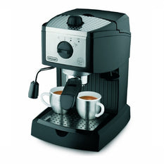 DeLonghi EC155 15 BAR Pump Espresso and Cappuccino Maker (220V)