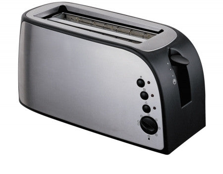 Frigidaire FD3122 4 Slice Stainless Steel Toaster (220 Volt)