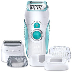Braun 7751 Silk-Epil Dual Epilator with Shaver (110-220V)