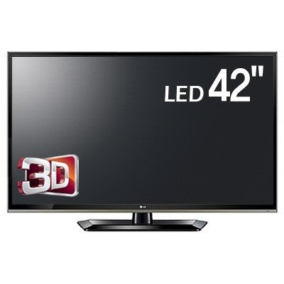 "LG 42LM5800 42"" 1080p Multi-System 3D LED TV"