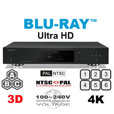 Oppo UDP-203 Ultra HD Multi Region Free DVD Blu-ray disc Player - 4K