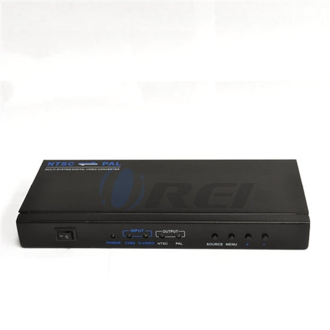 Orei X100 Multi-System PAL/NTSC Signal Video Converter