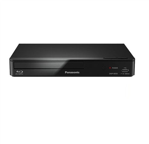 Panasonic DMP-BD93 Region Free DVD Blu Ray Player