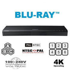 Samsung UBD-M8500 4K Region Free Ultra HD Blu-Ray DVD Player -WIFI