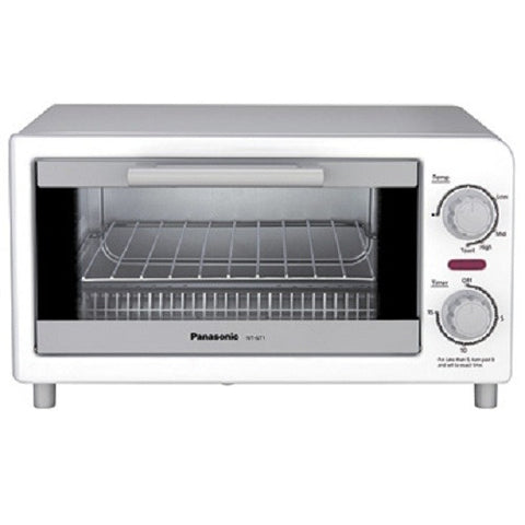 Panasonic NT-GT1WSH 9 Liter Toaster oven (220 Volt)