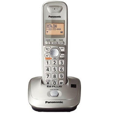 Panasonic KX-TG4011 Cordless Phone with 110/220 Volt Adapter