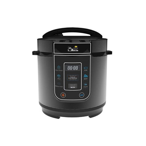Pressure King PKP-3L PRO 3 Liter Black Color Pressure Cooker (220 Volt)