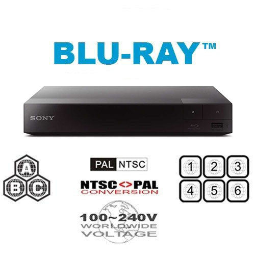 sony region free blu ray player