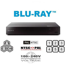 Sony BDP-S3700 Multi Region Free DVD  Blu-ray Disc Player