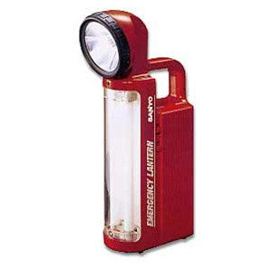 Sanyo NL-F570 Rechargeable Flash Light Lantern (220V)